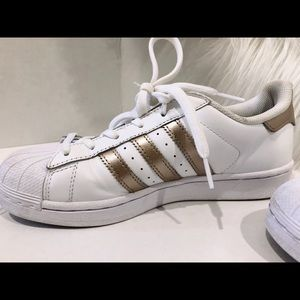 info pour 740c8 b330f Adidas Superstar adidas Sneaker RoseGold
